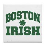 Boston Irish Tile Coaster