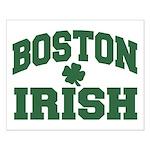 Boston Irish Small Poster