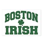 Boston Irish Postcards (Package of 8)