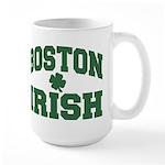 Boston Irish Large Mug