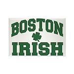 Boston Irish Rectangle Magnet (10 pack)
