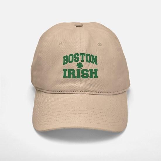 Boston Irish Baseball Baseball Cap