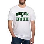 Boston Irish Fitted T-Shirt