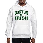 Boston Irish Hooded Sweatshirt