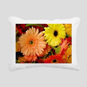 laptopskin-gerberadaisie Rectangular Canvas Pillow