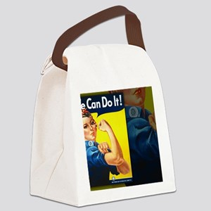 14x10 Canvas Lunch Bag
