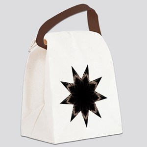 Aeon Dark Canvas Lunch Bag