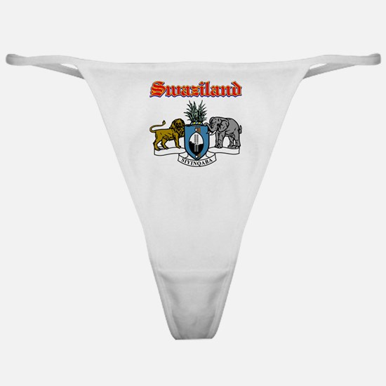 swaziland-done Classic Thong