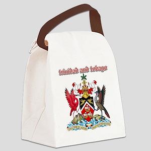 trinida and tobago Canvas Lunch Bag