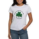Shamrock Power Women's T-Shirt