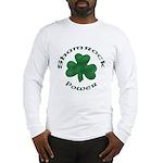 Shamrock Power Long Sleeve T-Shirt