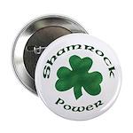 Shamrock Power Button
