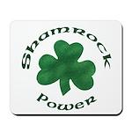 Shamrock Power Mousepad