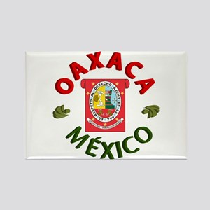 Oaxaca Rectangle Magnet