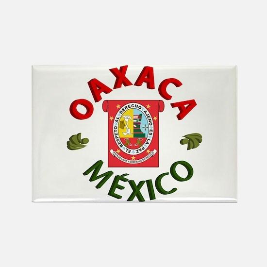 Oaxaca Rectangle Magnet