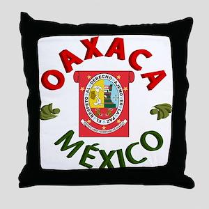 Oaxaca Throw Pillow