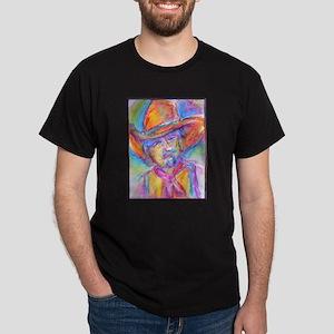Colorful cowboy art T-Shirt