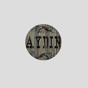 Aydin, Western Themed Mini Button