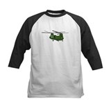 Chinook helicopter Baseball T-Shirt