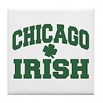 Chicago Irish Tile Coaster