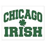 Chicago Irish Small Poster