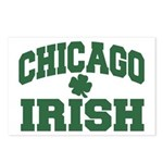 Chicago Irish Postcards (Package of 8)