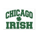 Chicago Irish Mini Poster Print