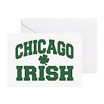 Chicago Irish Greeting Cards (Pk of 10)