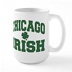Chicago Irish Large Mug