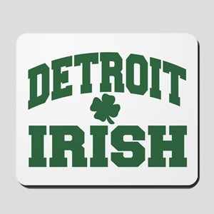Detroit Irish Mousepad