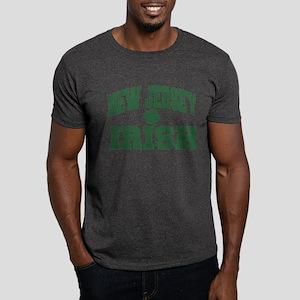 New Jersey Irish Dark T-Shirt