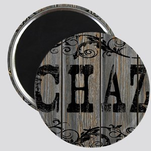 Chaz, Western Themed Magnet