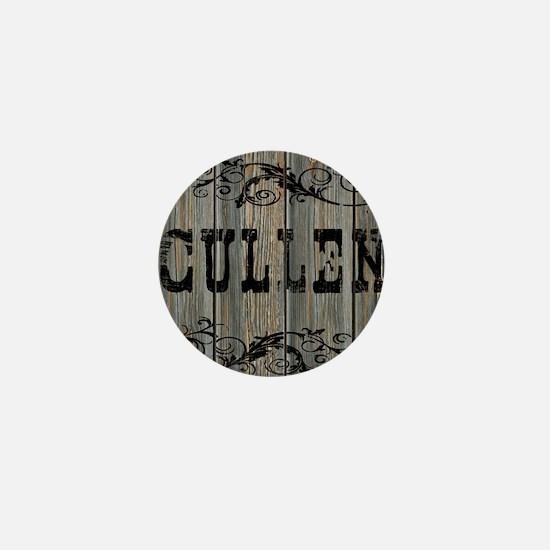 Cullen, Western Themed Mini Button