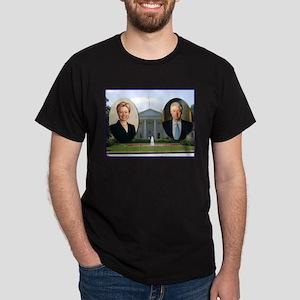 Madame President & Mr. President Dark T-Shirt