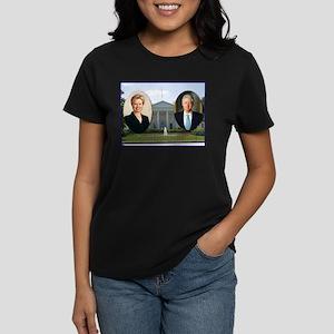 Madame President & Mr. President Women's Dark T-Sh