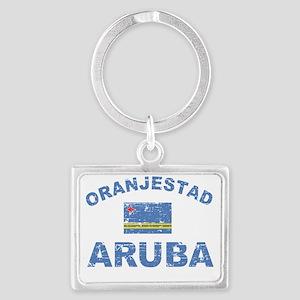 aruba Landscape Keychain