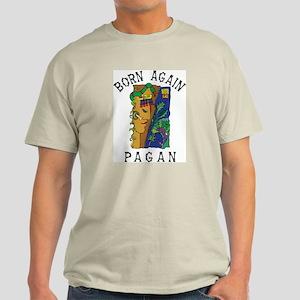 Born Again Pagan Ash Grey T-Shirt