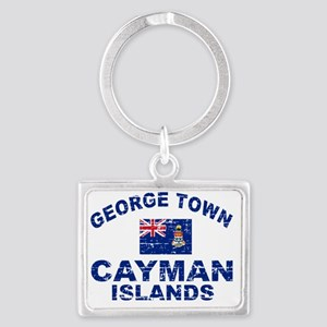 CAYMAN ISLANDS Landscape Keychain