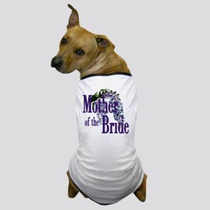 Wisteria Mother of Bride Dog T-Shirt