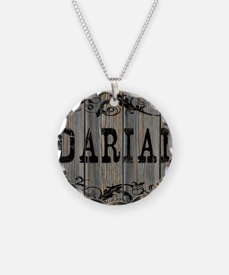 Darian, Western Themed Necklace