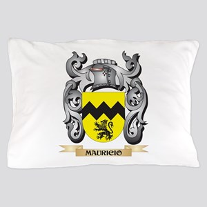 Mauricio Coat of Arms - Family Crest Pillow Case