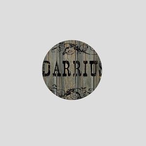 Darrius, Western Themed Mini Button