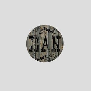 Ean, Western Themed Mini Button