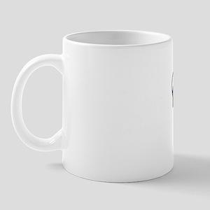 Conquer Chiari Logo Wide- D Mug