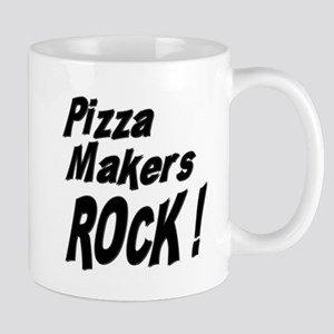 Pizza Makers Rock ! Mug