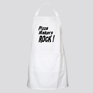 Pizza Makers Rock ! BBQ Apron