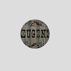 Eugene, Western Themed Mini Button