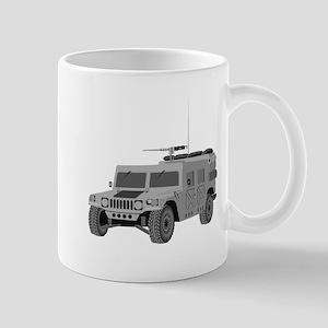 Military Humvee Mugs