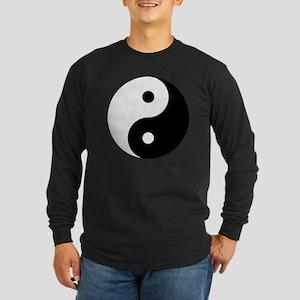 yinyanglightNew Long Sleeve Dark T-Shirt