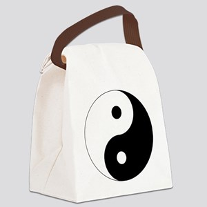 yinyanglightNew Canvas Lunch Bag